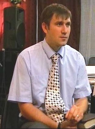 Виталий Бурмистров